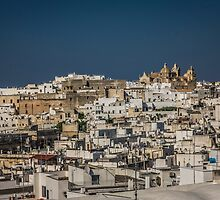 old town, Ostuni, Italy by gielle
