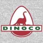 Dinoco Fuel by goldenote
