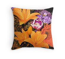 A Beautiful Way To Say Thank You Throw Pillow