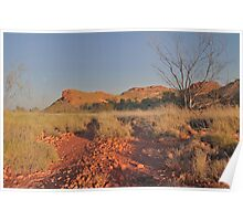 Outback Highway Poster