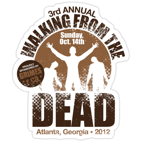Walking from the Dead by warbucks360