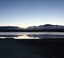 Sunrise - Lake Tekapo by Kyra  Webb