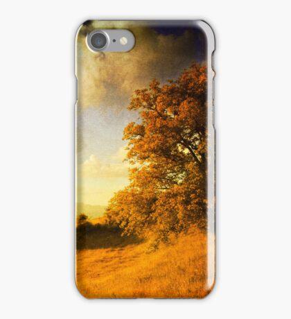 Surreal Autumn iPhone Case/Skin