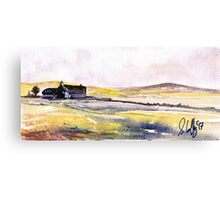 Irish Farmstead Canvas Print
