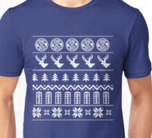 Ugly Doctor Who Christmas Unisex T-Shirt