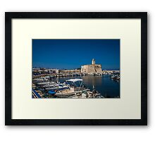 Castle Villanova Framed Print