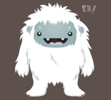 Yeti !! One Piece - Short Sleeve