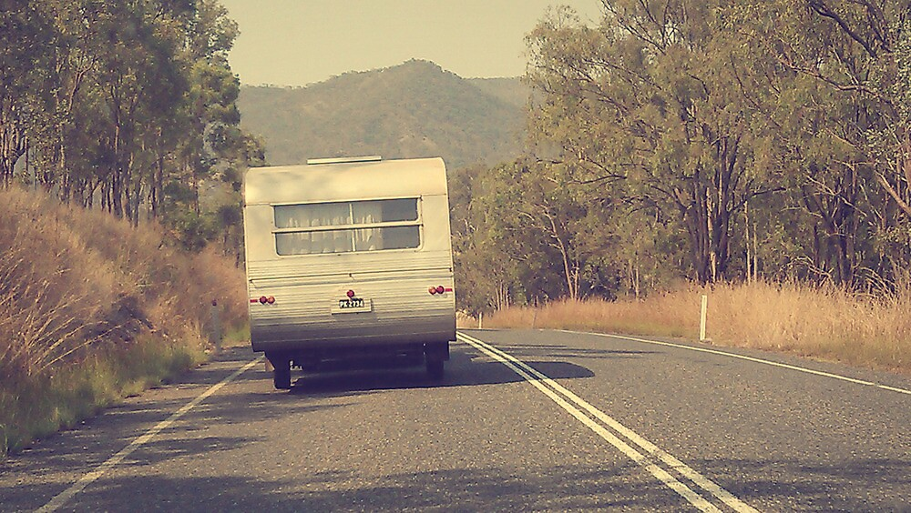 Grey Nomad... by Carol Knudsen