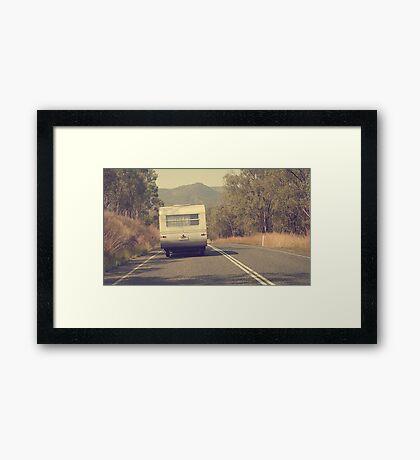 Grey Nomad... Framed Print