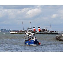 Simon Issac & The Waverley Photographic Print