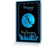halloween card Greeting Card