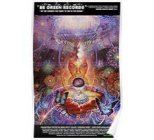 "BGRN-003 Benefit Print with Adam Scott Miller - ""Wisdom's Dare"" Poster"
