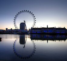 London by Dean Bedding