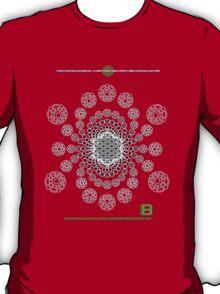 Crop Circle Metatron Vortex 22 - Oct 2012 Merch T-Shirt