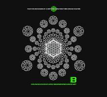 Crop Circle Metatron Vortex 22 - Oct 2012 Merch Unisex T-Shirt