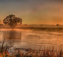 Watercolours - Junee, NSW Australia - The HDR Experience by Philip Johnson