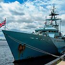 HMS Tyne, Docked at North Shields 2012 by axp7884