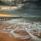 Point Lonsdale Pier by James Collier
