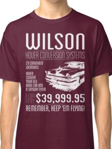 Wilson Hover Conversion Systems Classic T-Shirt