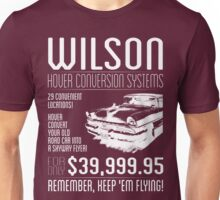 Wilson Hover Conversion Systems Unisex T-Shirt