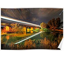 Breakwater Bridge Poster