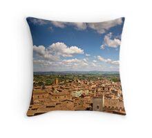 Siena & Beyond Throw Pillow