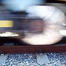 Train Eight   08 10 12 by Robert Phillips