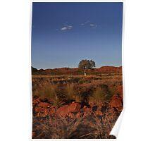 Pilbara Country Poster