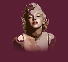marilyn monroe vintage Womens Fitted T-Shirt