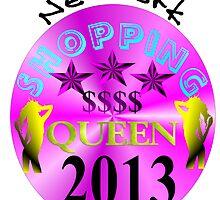 New York Shopping Queen by byheidi
