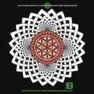 CELTIC FLOWER OF LIFE VORTEX MERCH OCT 2012 by VII23