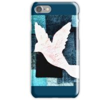 Patchwork Dove iPhone Case/Skin