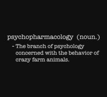 Psychopharmacology by goldenote