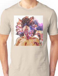Girl On Fire Unisex T-Shirt