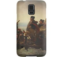 Washington Crossing The Delaware Samsung Galaxy Case/Skin