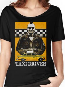 Taxi Driver Travis Bickle New York Design Women's Relaxed Fit T-Shirt