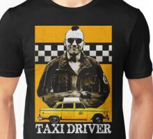 Taxi Driver Travis Bickle New York Design Unisex T-Shirt