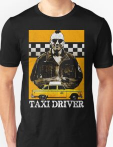 Taxi Driver Travis Bickle New York Design T-Shirt