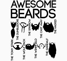 Awesome Beards Unisex T-Shirt