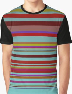 Lines 9 Graphic T-Shirt