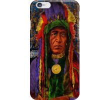 iPHONE Case-Native Warrior iPhone Case/Skin