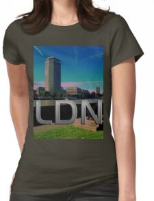 London - LDN Womens Fitted T-Shirt