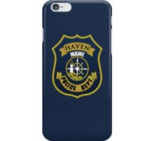 Haven PD. (Alternate) iPhone Case/Skin