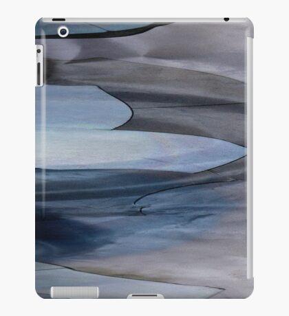 Icy landscape iPad Case/Skin