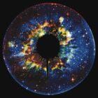 Bleeding Eye Nebula by FlyNebula