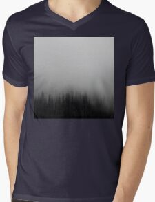 Fog over the forest T-Shirt