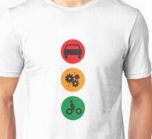 Be Inspired Kick Emissions Unisex T-Shirt