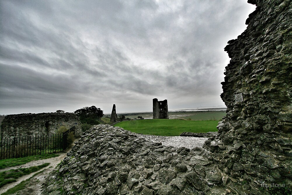 Hadleigh Castle by mpstone