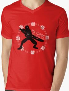 The Future Doesn't Belong To You- Xenoblade Chronicles Mens V-Neck T-Shirt