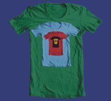 Shirtception - a shirt within a shirt... within a shirt... by FlyNebula